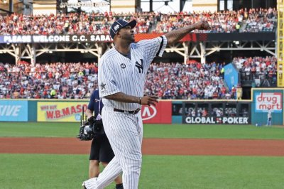 Yankees' CC Sabathia throws out first pitch at final All-Star Game