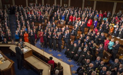 Transcript of President Obama's State of the Union address