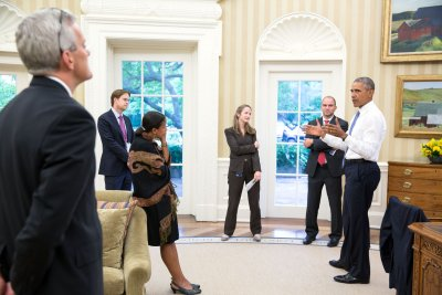 In, out or in-between: Obama's foreign policy