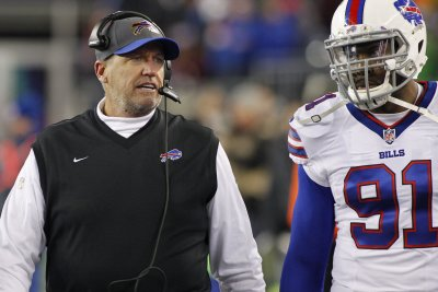 Rex Ryan, Buffalo Bills throw jabs, but New England Patriots have ruled AFC rivals