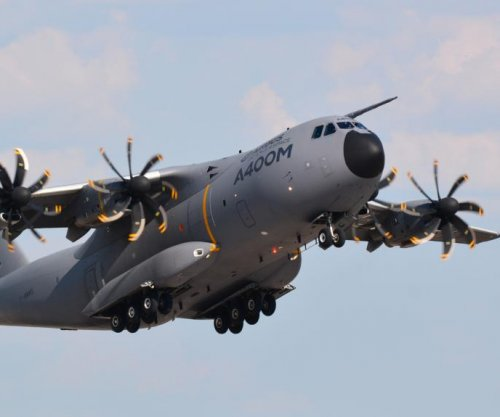 Britain builds maintenance hangar for A400M transports