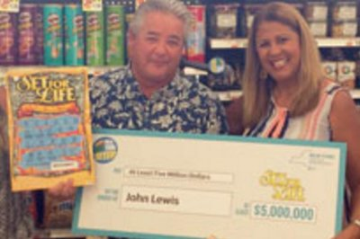 Missing spaghetti sauce ingredient leads to $5 million lottery win