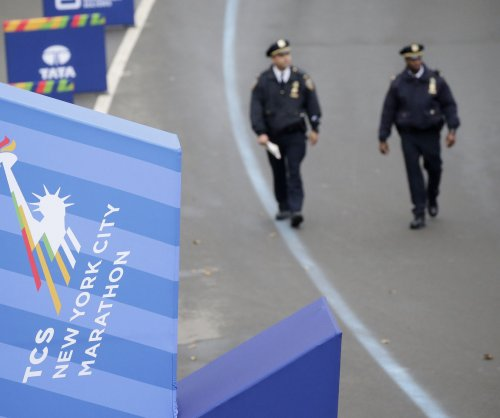 New York City Marathon gets started under heightened security