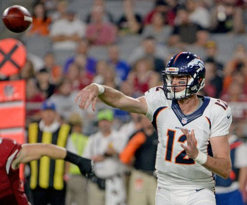 Denver Broncos' Vance Joseph: Lynch can 'relax,' learn from Keenum