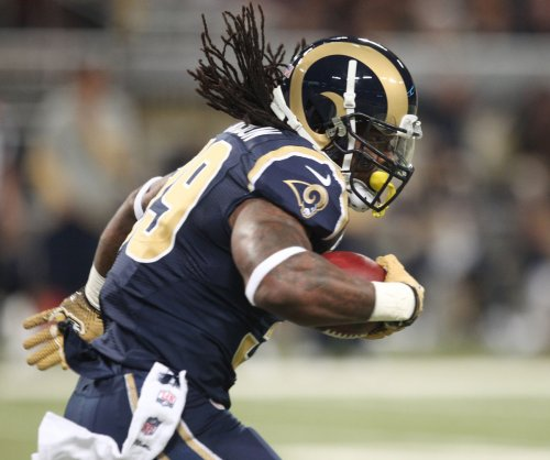 Steven Jackson on best Rams RB of all-time: 'I think it's me'