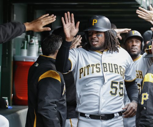 Dodgers rising, Pirates falling at start of series