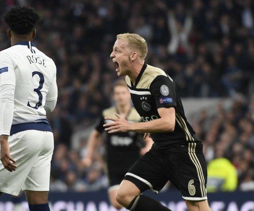 Champions League: Ajax earns first-leg win over Tottenham Hotspur