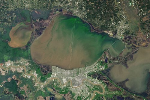 Scientists publish water quality database for 12,000 freshwater lakes