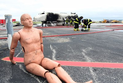 Crash-test dummies gain weight to save lives