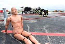 Crash-test dummies gain weight to save lives
