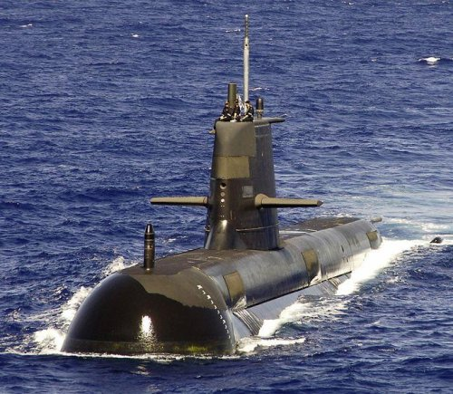 Australian Navy submarine training simulators receive upgrade