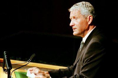 Nobel Prize committee leader Jagland ousted