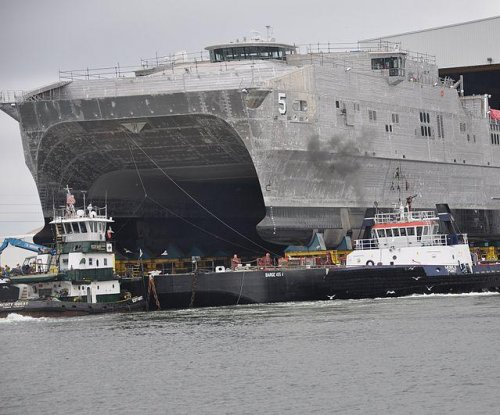 Navy takes delivery of fifth Joint High Speed Vessel