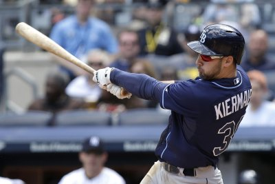 Corey Dickerson, Kevin Kiermaier ignite Tampa Bay Rays in rout of Toronto Blue Jays
