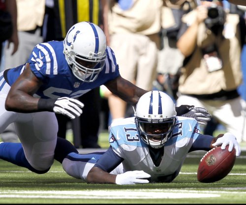 Tennessee Titans' Kendall Wright on Andre Johnson: 'We all miss him already'