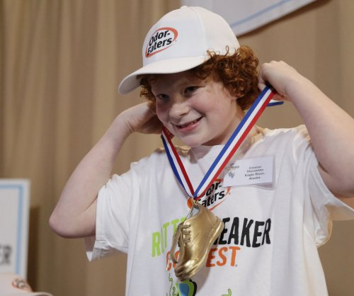 Alaska boy wins 42nd National Rotten Sneaker Contest