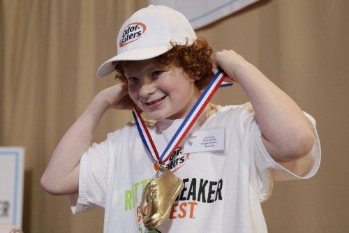 Alaska boy wins 42nd National Rotten Sneaker Contest