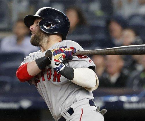 Hot-hitting Boston Red Sox use big inning to beat Texas Rangers