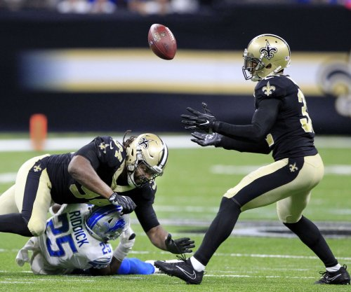 New Orleans Saints get defensive in win over Detroit Lions