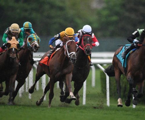 UPI Horse Racing Roundup: Hi Happy wins at Belmont Park