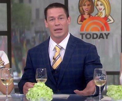 John Cena on Nikki Bella split: 'I don't want anybody else'
