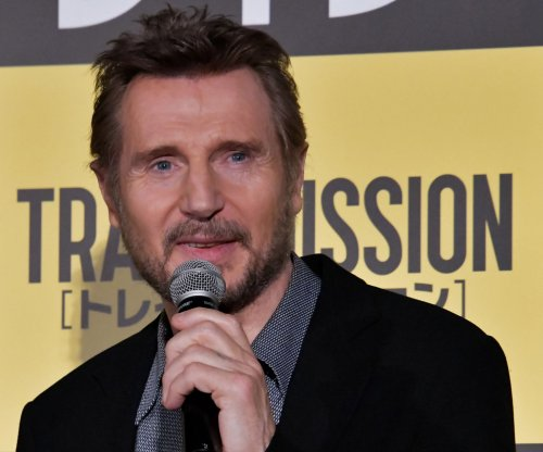 Liam Neeson in talks to join Sony's 'Men in Black' spinoff