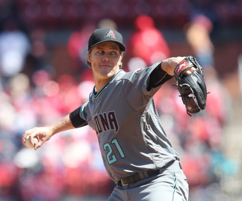 Diamondbacks' Greinke could be tough to beat in Oakland