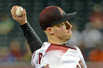 Diamondbacks hope Corbin can shut down Braves