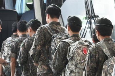 S. Korean army to curtail forces by 100K amid shrinking population