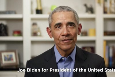 Obama launches online fundraiser for Biden presidential campaign