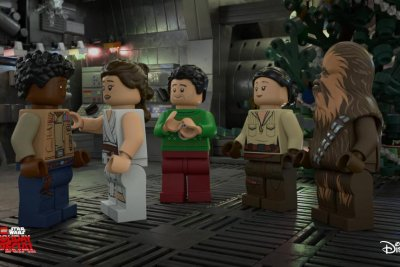 'Lego Star Wars Holiday Special' coming to Disney+ in November
