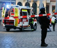 Driver rams into pedestrians in western Germany; at least 2 dead