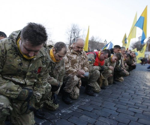 Ceasefire in Ukraine largely holding amid limited exceptions