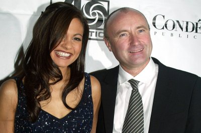 Phil Collins, third ex-wife Orianne Cevey to remarry