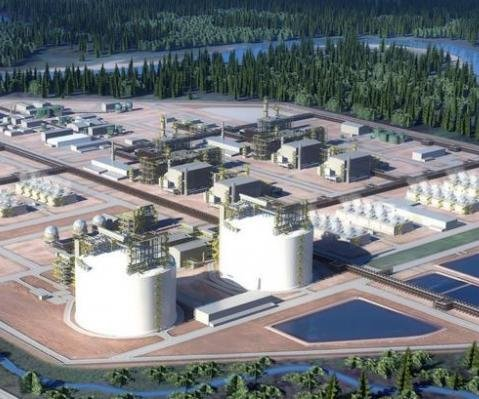 TransCanada connects to nation's LNG interests