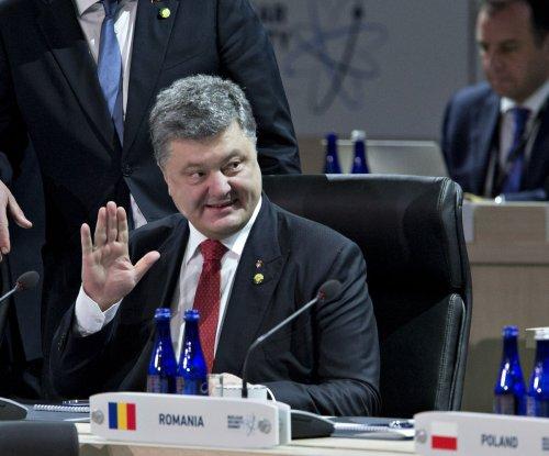 Loss of Russian market has cost Ukraine $15 billion, Poroshenko says