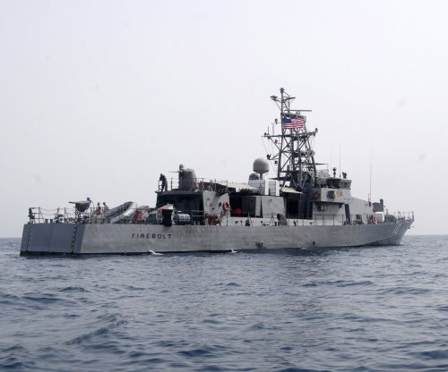 U.S. Navy: Iran ships came close to U.S. vessel in 'provocative harassment'