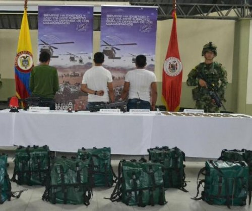 ELN rebel killed in gunfight with Colombian army 10 days ahead of peace talks