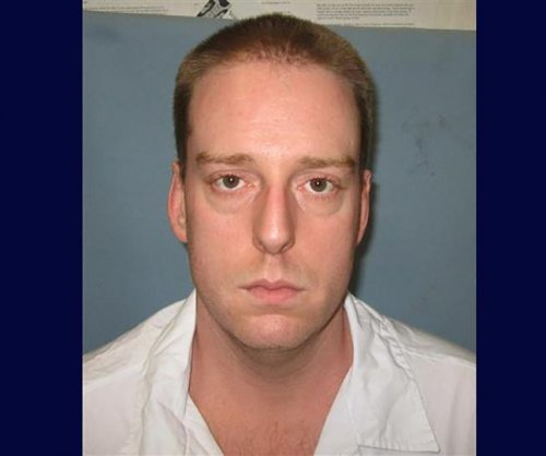 Alabama man gets last second stay on execution from U.S. Supreme Court
