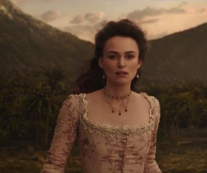 Keira Knightley returns in new 'Pirates of the Caribbean 5' trailer