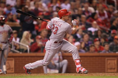 Adam Duvall, Eugenio Suarez power Cincinnati Reds to another blowout of San Francisco Giants