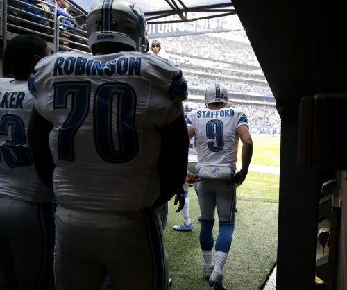 Detroit Lions' QB Matthew Stafford gets offseason help