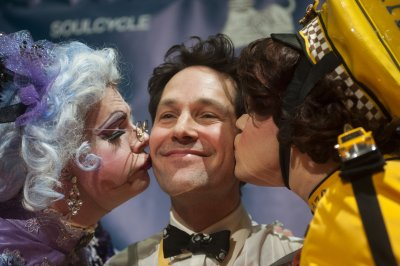 Paul Rudd receives Hasty Pudding Man of the Year honor