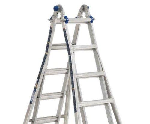 78K Home Depot, Lowe's ladders recalled for falling hazard