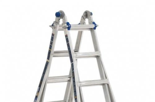 78K ladders sold at Home Depot, Lowe's recalled due to falling hazard