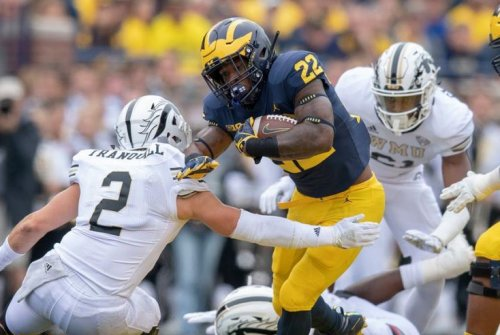 Michigan RB Karan Higdon 'guarantees' win over Ohio State