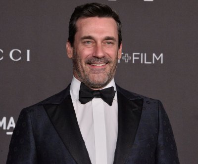 Jon Hamm, Keri Russell play Mad Lib Theater on 'Tonight Show'