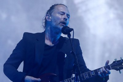 Thom Yorke performs new song 'Plasticine Figures' on 'Tonight Show'