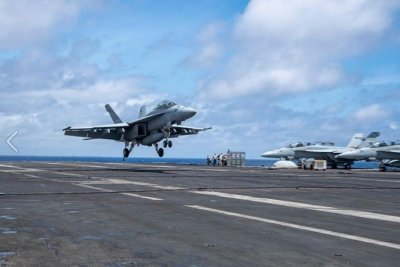 Truman Carrier Strike Group to return home after long deployment