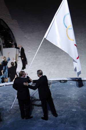 Committee visits Sochi for Olympics update